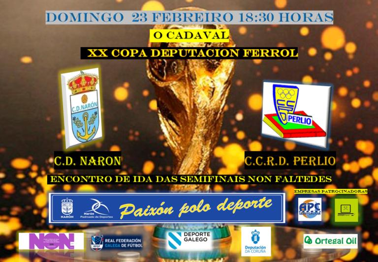 NARON ---PERLIO COPA