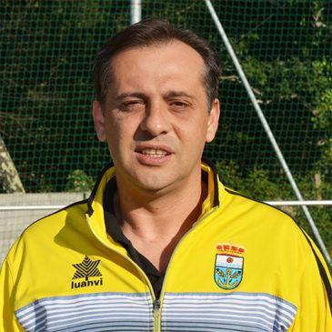 Álvaro Dopico: ¨Este equipo es una piña dentro y fuera del vestuario. Son compañeros y amigos.¨