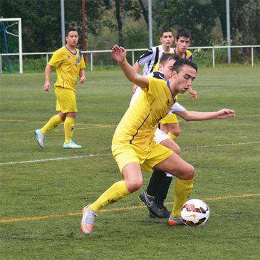 Cinco equipos del C.D. Narón lideran sus grupos en competición.