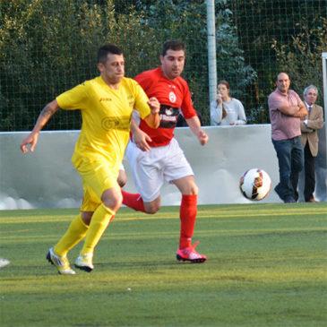 Galicia de Caranza vs. C.D. Narón Primer Equipo: con la honra del primer puesto del Grupo A en juego.