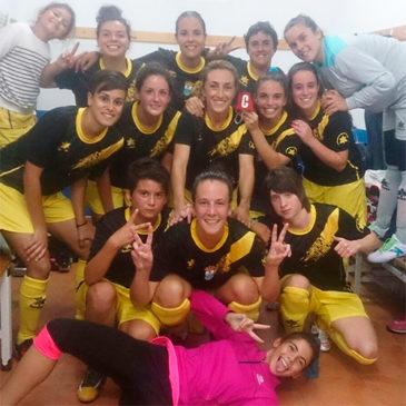 C.D. Narón Femenino: ¨No nos rendimos nunca, pero sin olvidar que jugamos al fútbol para disfrutar¨.