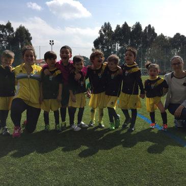 Gran participación del C.D. Narón Biberón en el Torneo de Caranza.