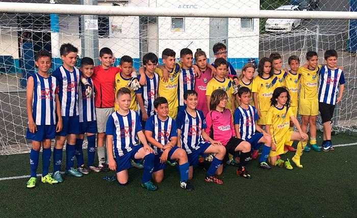 Campeón-y-Subcampeón-Torneo-Alevín-Vila-de-Pontedeume