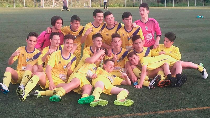 Campeones-Copa-Afaco-Cadete