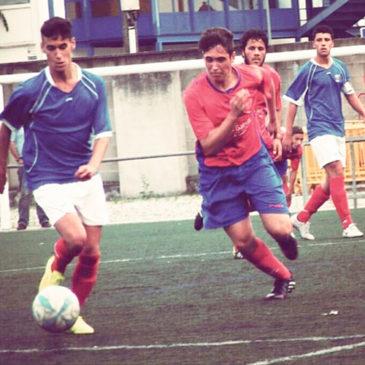 Pablo Porto del Betanzos CF, primer refuerzo del CD Narón 2016/17.